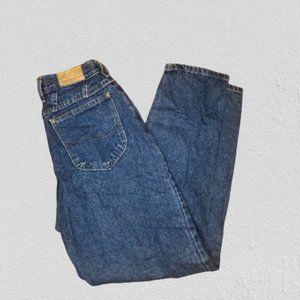 Vintage Lee Mom Jeans Size 10 M